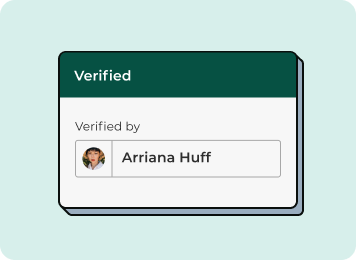 Avrio UI showing verified Insight