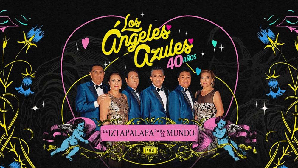 Los Ángeles Azules Oct 02 2021