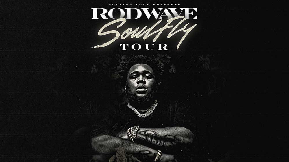 Rod Wave Oct 23 2021