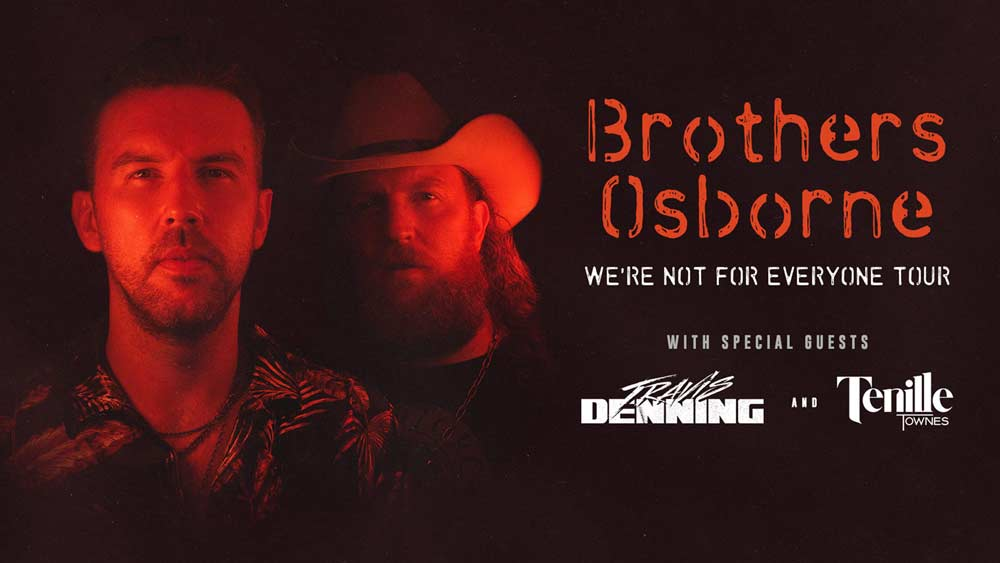 Brothers Osborne Oct 22 2021