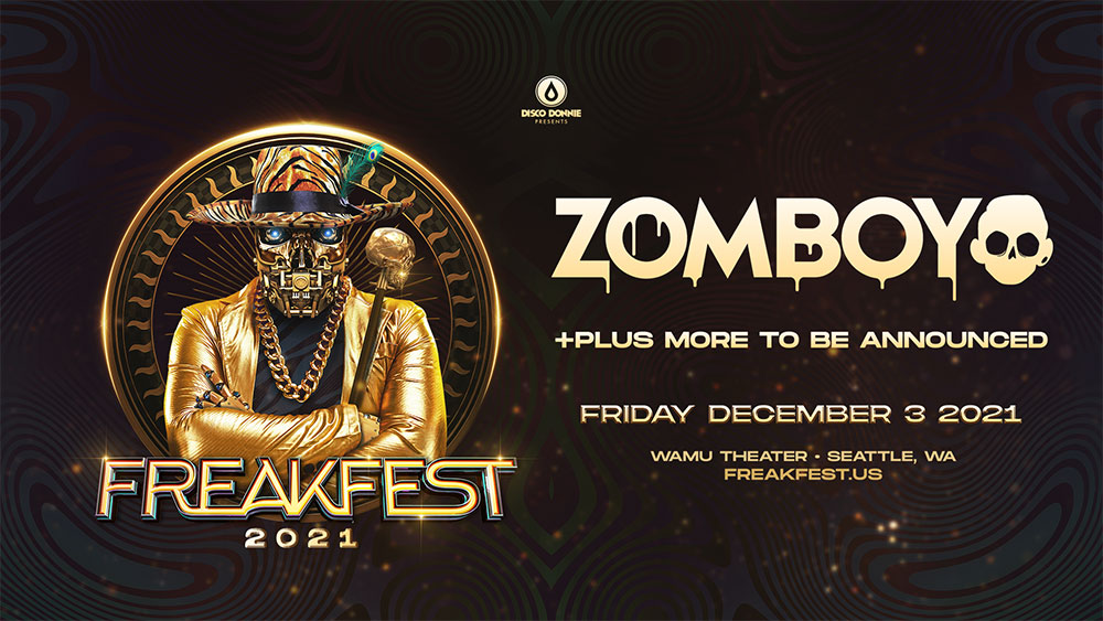 Freakfest Dec 03 2021