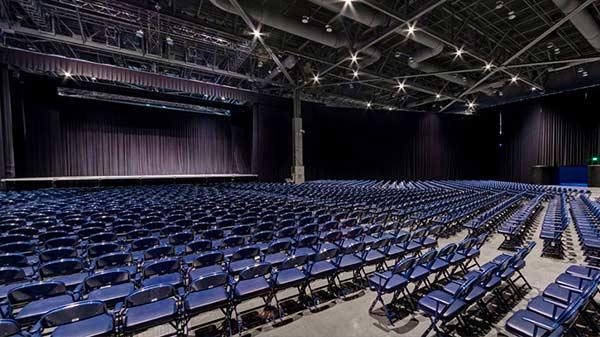 WAMU Theater space