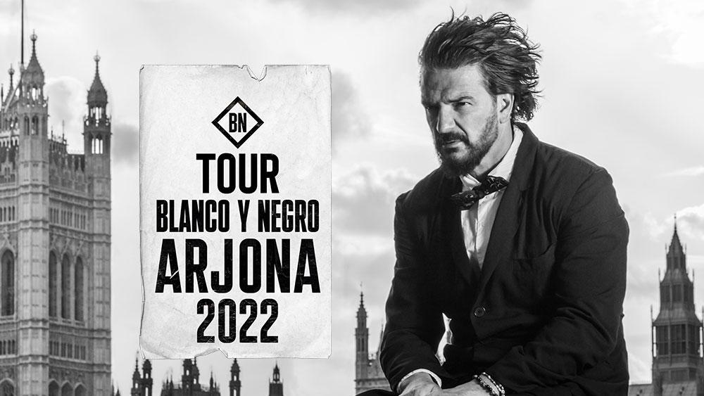 Ricardo Arjona Apr 20 2022