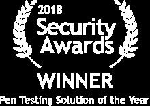 ITSEC Pen Testing Security Award Winner