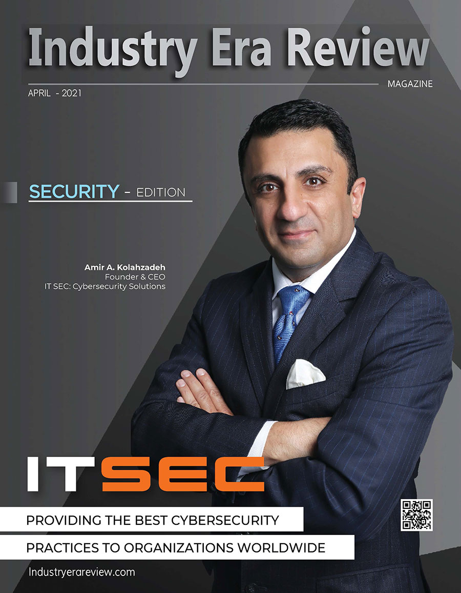 ITSEC - The Best Cybersecurity Solution Providers by Industry Era