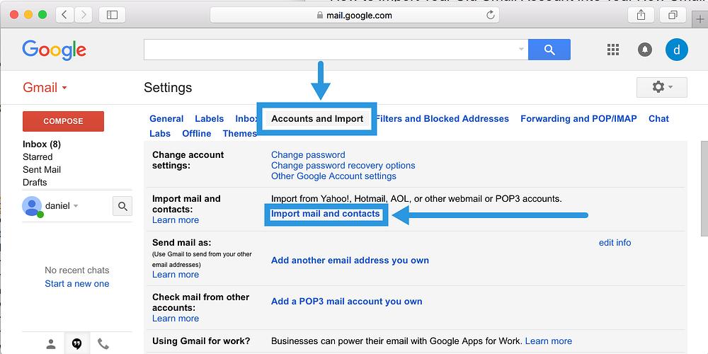 forward gmail step 3