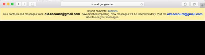 forward gmail step 9