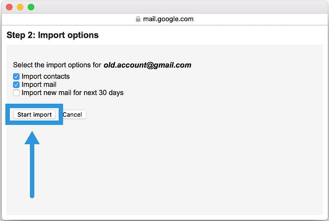 forward gmail step 8