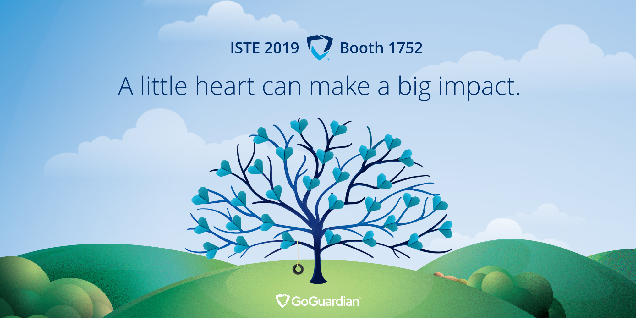 Giving Tree ISTE 2019
