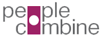 brand logo for people combine.