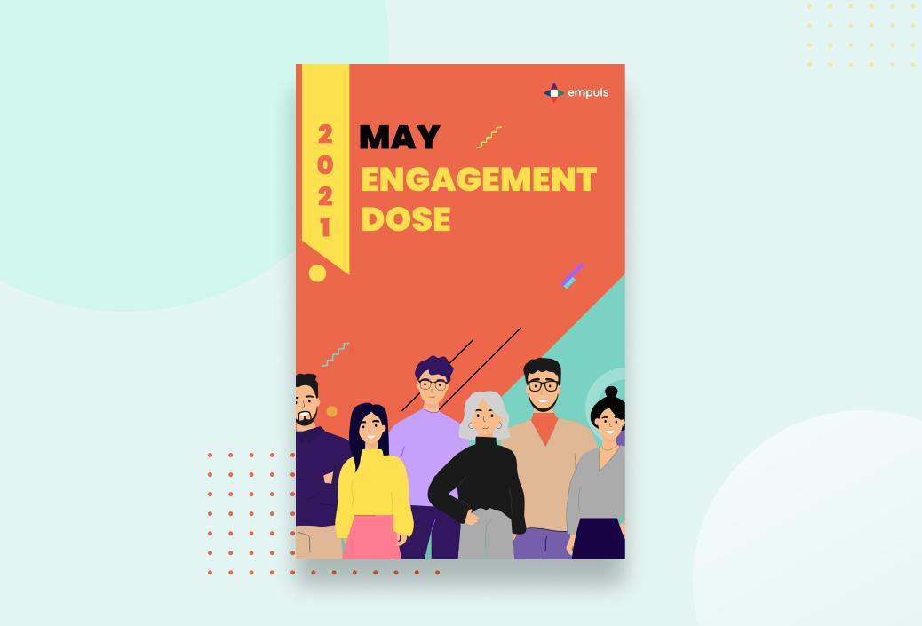 Engagement Calendar - May 2021