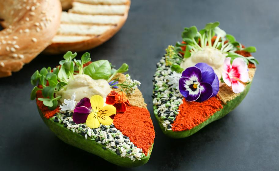 Avo Garden dish