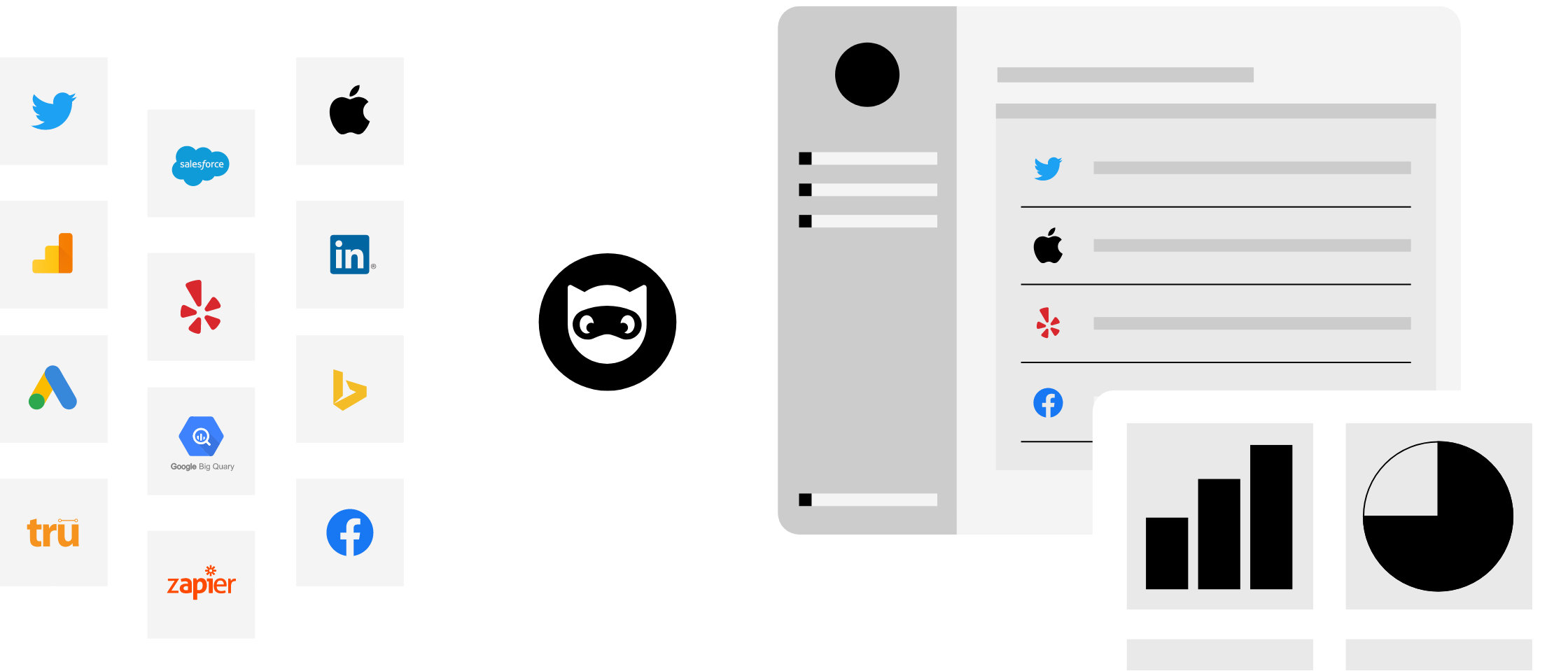 Organize marketing data chaos with NinjaCat
