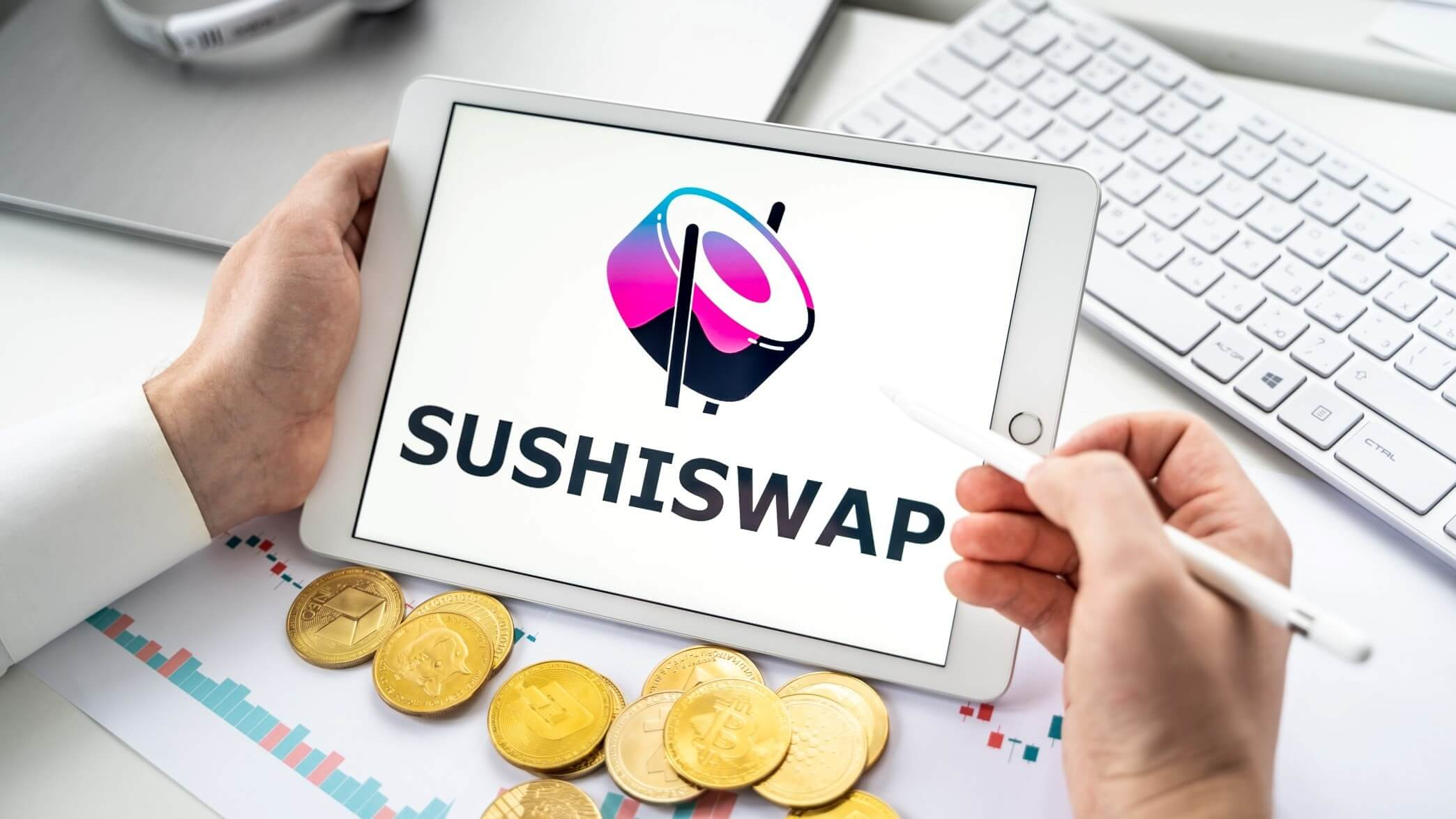 SUSHI is Fresh on the Coin Cloud Menu