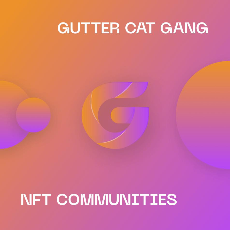 Gutter Cat Gang DAO Article