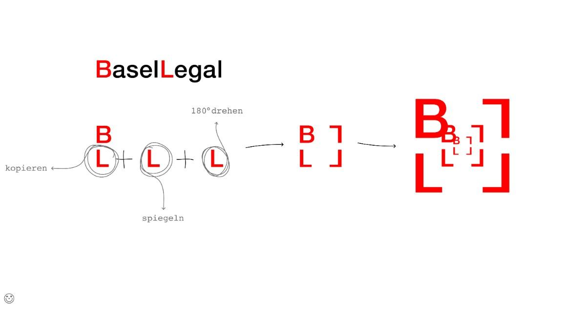 Agil. Interessiert. Auf den Punkt. Eine digitale Präsenz passend zur DNA der Kanzlei BaselLegal