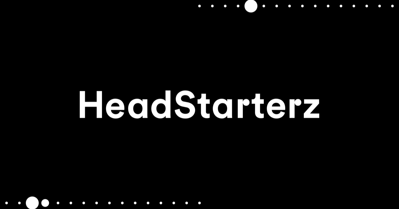HeadStarterz 2.0: Die zweite Staffel beginnt