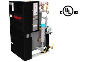 Model RV Electric Steam Boiler