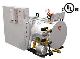 Model R Electric Steam Boiler