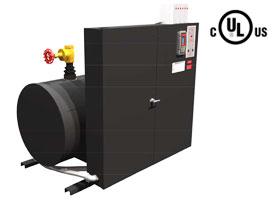 Model RHP120-300 Stinless Steel Boiler