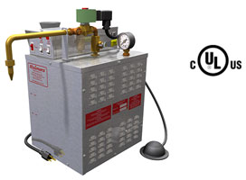 Model JR Electric Steam Boiler