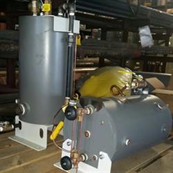 Automatic Draining of Boiler Blowdown Tanks