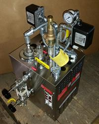 Pure Steam from Small Compact Boiler