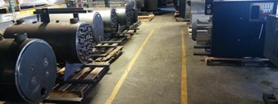Steam Generators and Electric Boilers with Fast Shipment