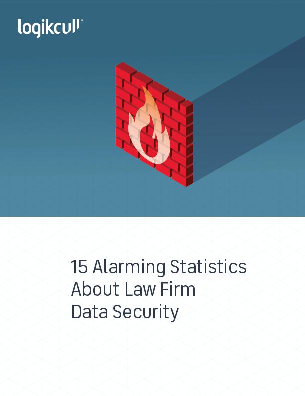 15 Alarming Facts About Law Firm Data Security