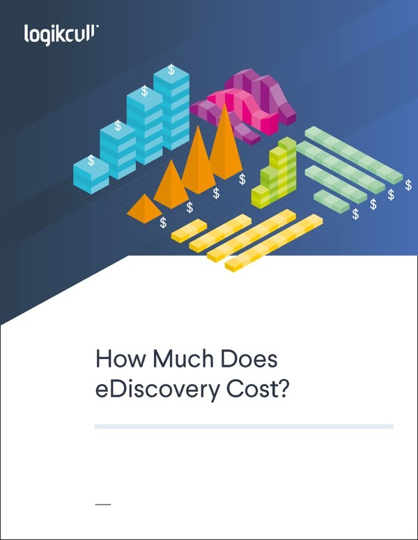 How Much Does eDiscovery Cost?