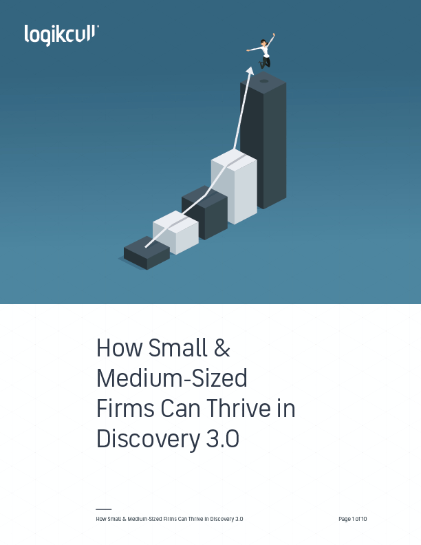 How Small & Medium-Sized Firms Can Thrive in Discovery 3.0