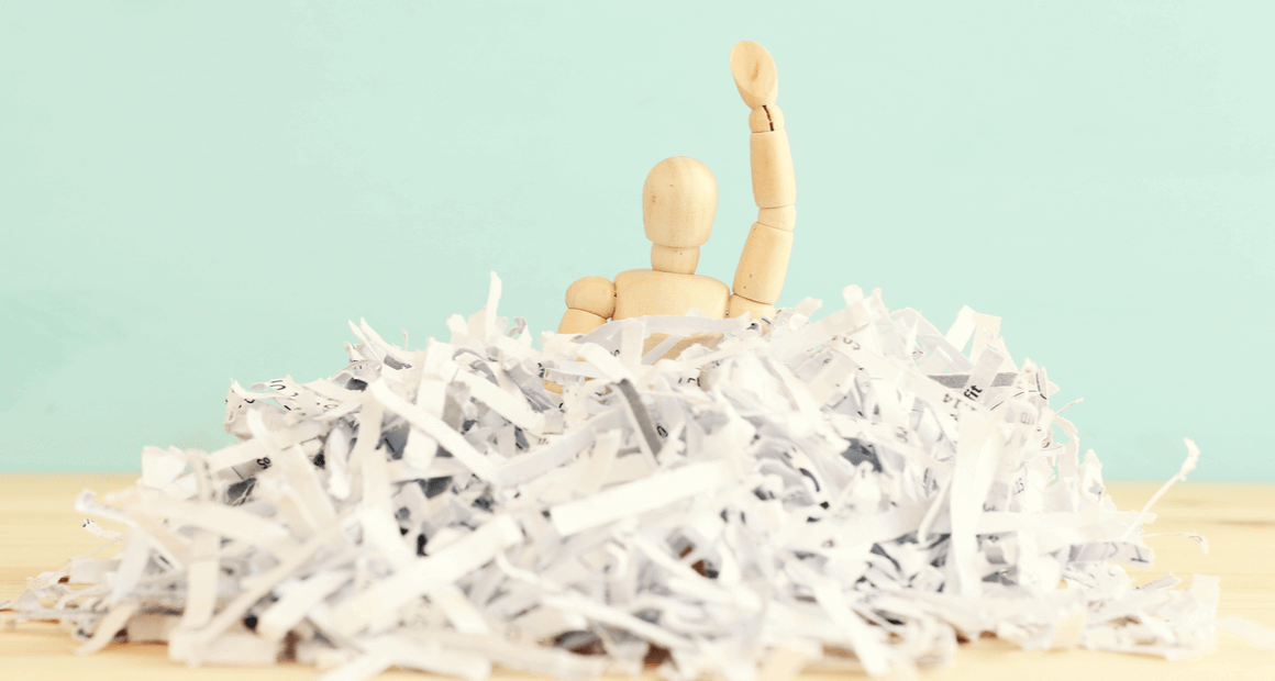 Down in the Document Dumps: How to Avoid Drowning in Data