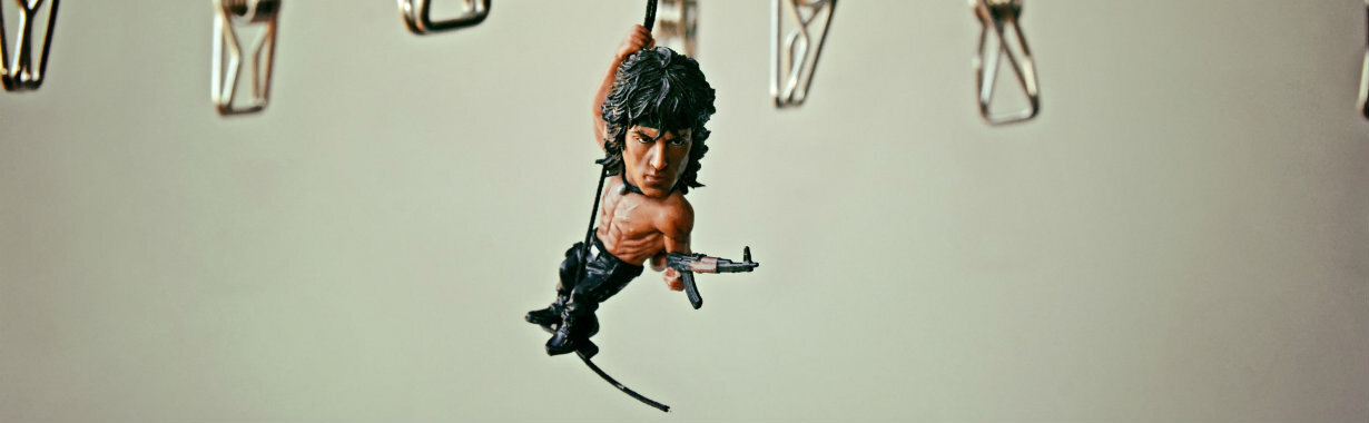 Discovery Dispute Leads Judge to Cite Rambo, Threaten Kissing, and Quote Elvis