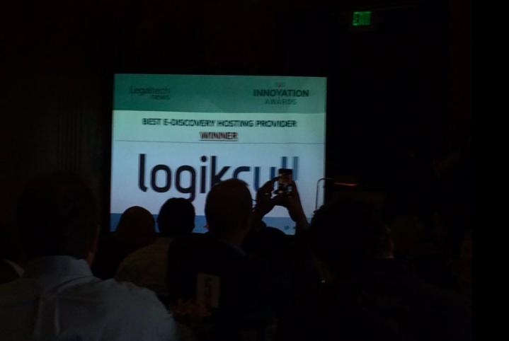 Logikcull Wins Best eDiscovery Hosting Provider at Legal Tech Innovation Awards