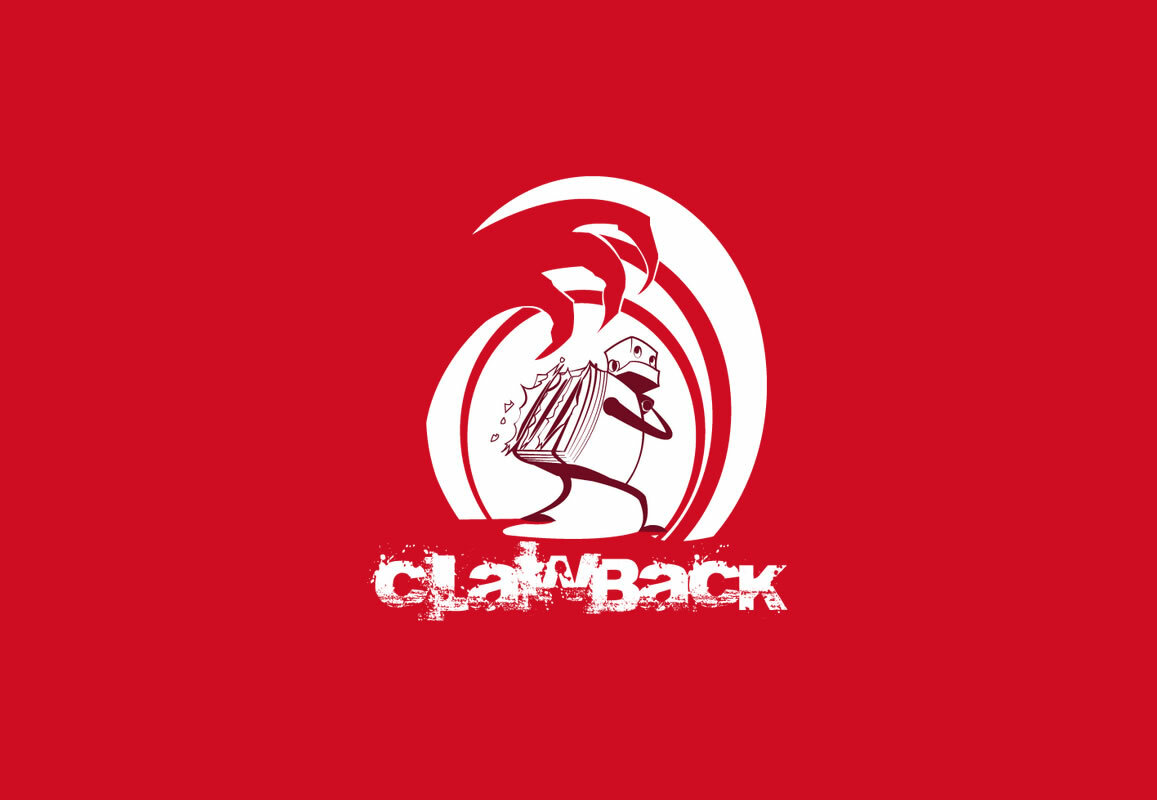 Clawback - The T-Shirt You Wish You Could Get Back... On Your Back