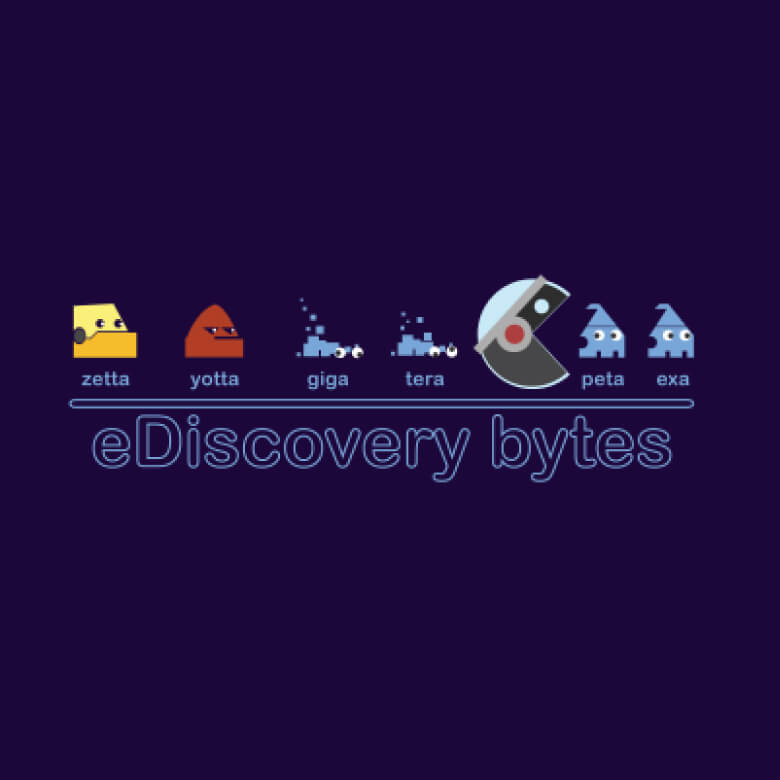 eDiscovery Bytes