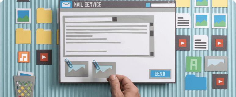 Email hyperkinks