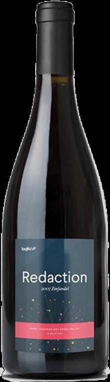 Logikcull's Redacted wine