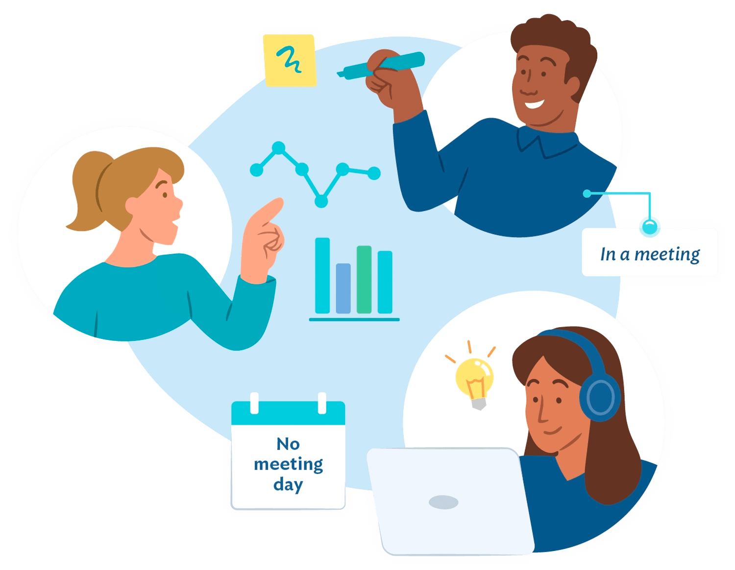 Time management for remote teams