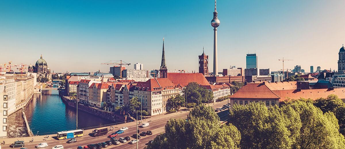 LINUS Digital Finance und institutioneller Investor finanzieren Hochbauphase eines Wohnprojekts mit über 19.000 m² in Berlin-Wilmersdorf als Whole-Loan