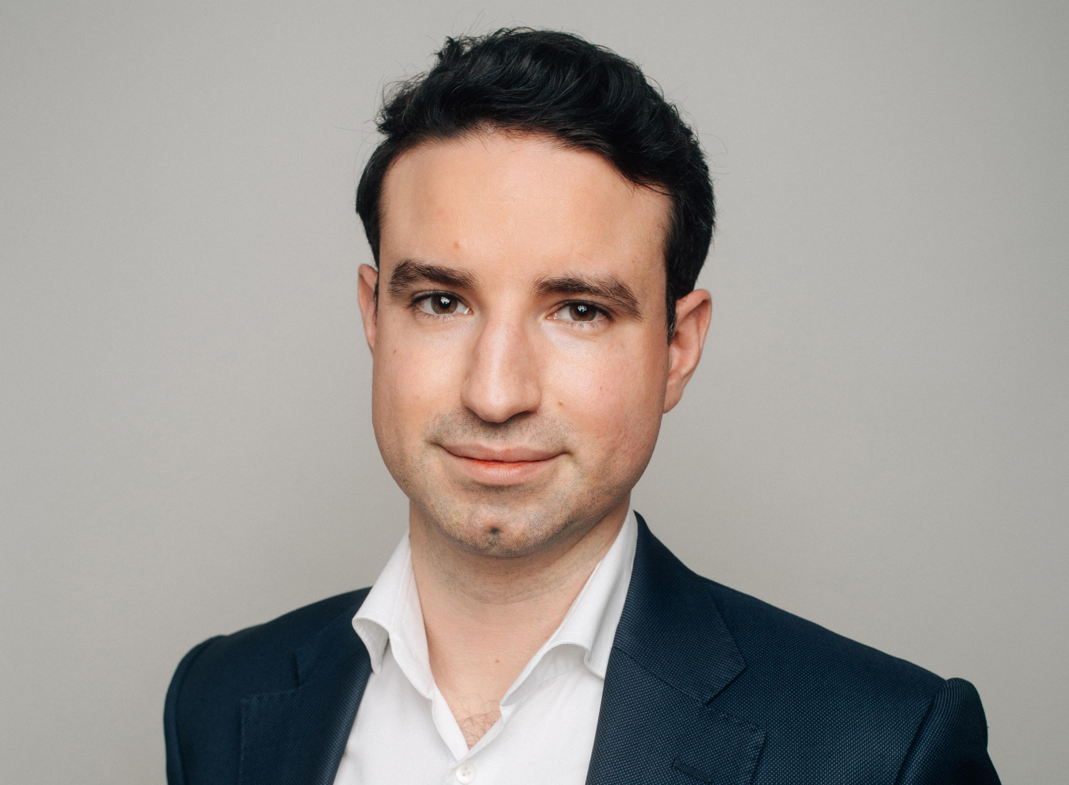 LINUS Digital Finance gewinnt Frederic Olbert als Head of Capital Markets