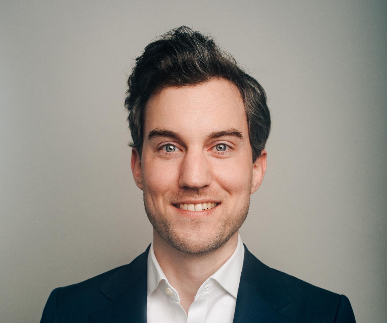 LINUS Digital Finance gewinnt Dr. Christopher Danwerth, LL.M. als Head of Legal