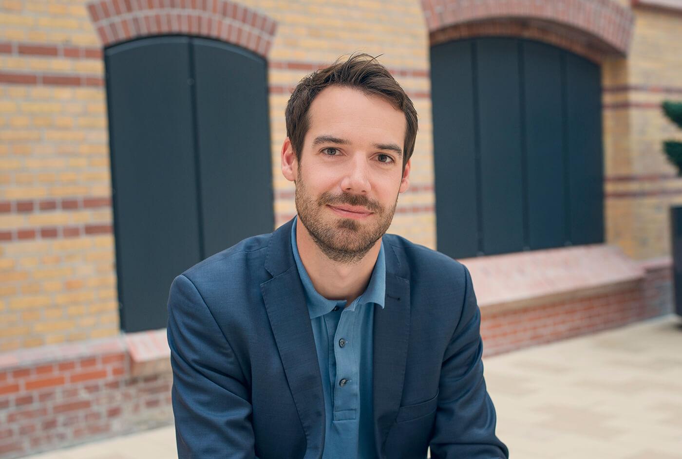 LINUS Digital Finance gewinnt Dr. Volker Tritschler als Chief Marketing Officer & Chief Commercial Officer