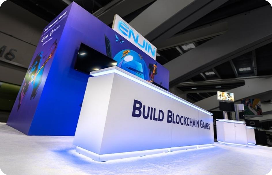Build Blockchain Games Image