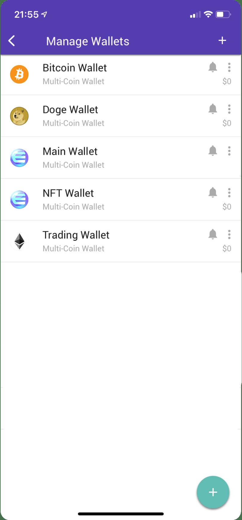 NFT Mobile App