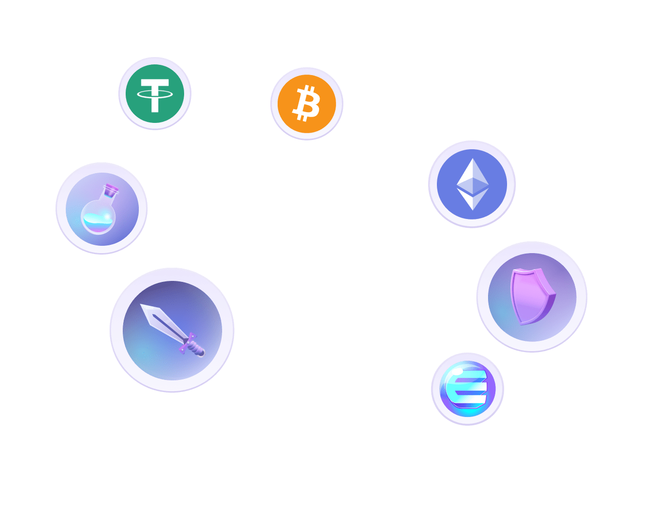 Wallet Logos