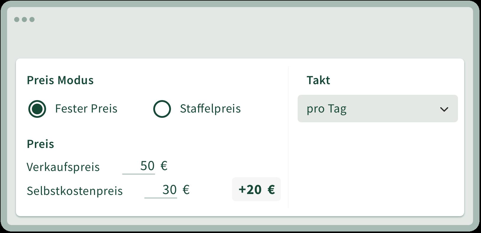 Symbolbild zur Darstellung von Preisangaben.