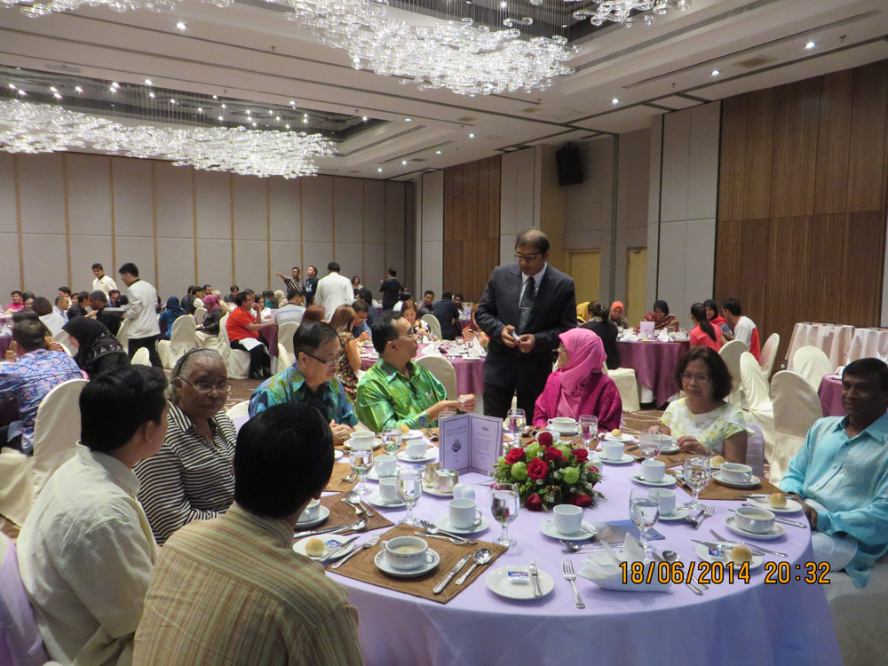 Conference Dinner hosted by Solace Sabah