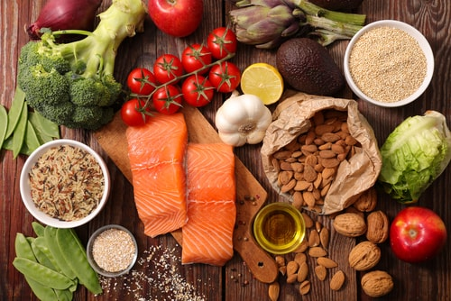 Eating Habits in Addiction: Health & Nutrition