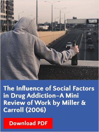 Social Factors for Addiction